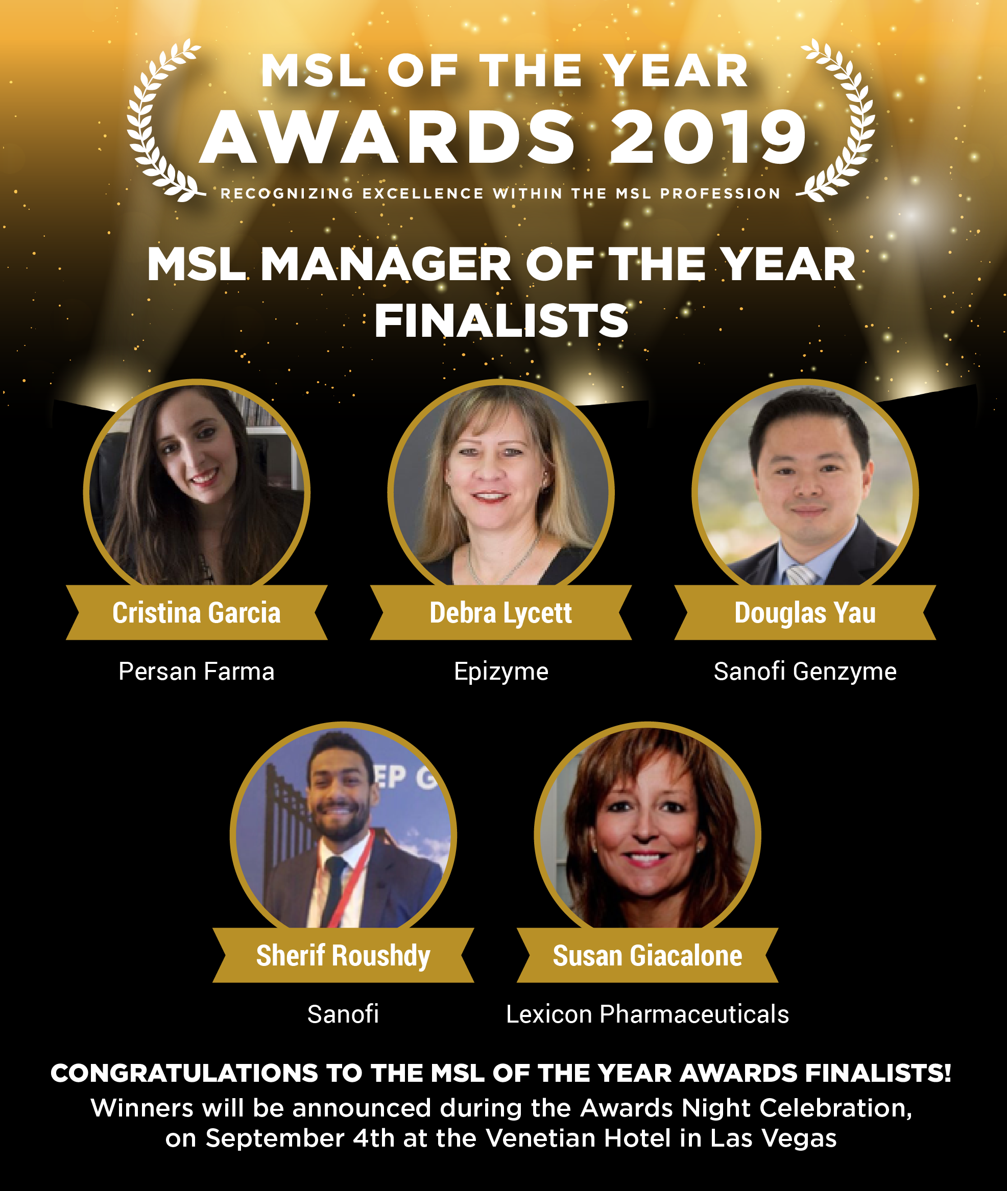 msl manager of the year awards 2019