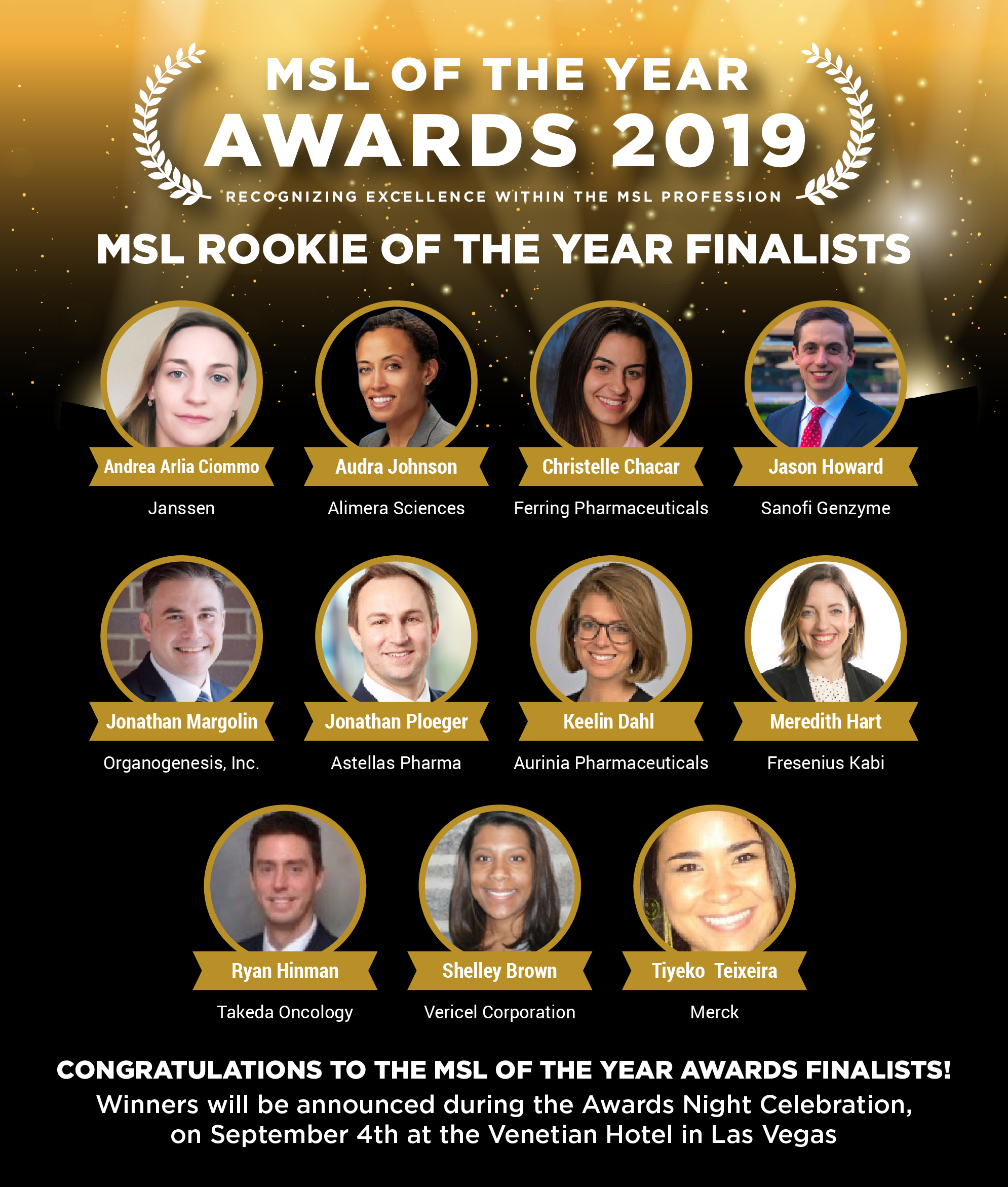 msl rookie of the year awards 2019